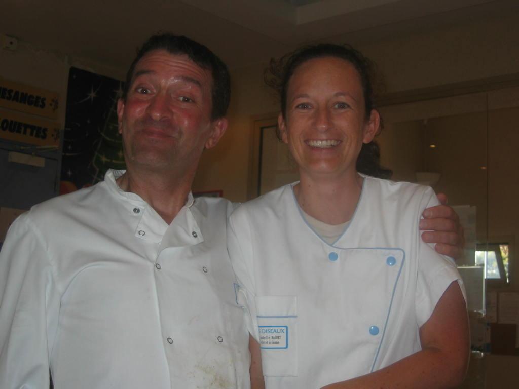Isabelle et Jean Claude